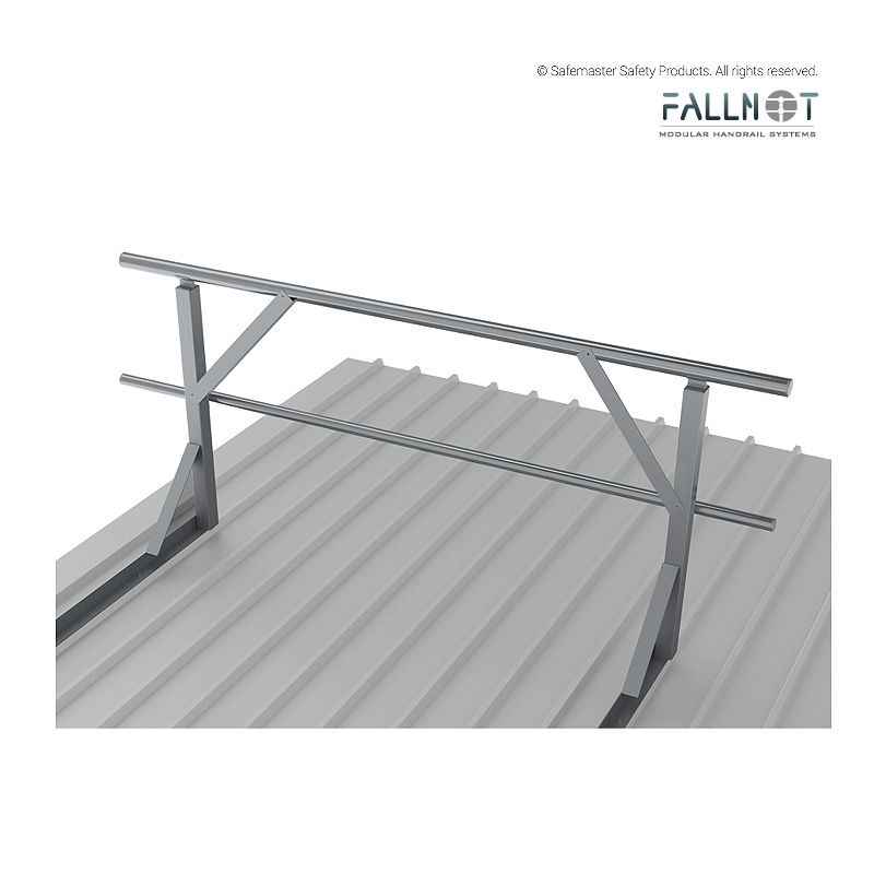 FALLNOT Guardrail Systems