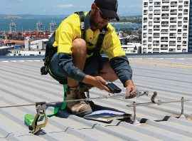 height safety equipment inspections & certifications