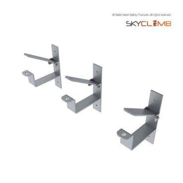 Portable Ladder Storage Bracket Set- Lockable