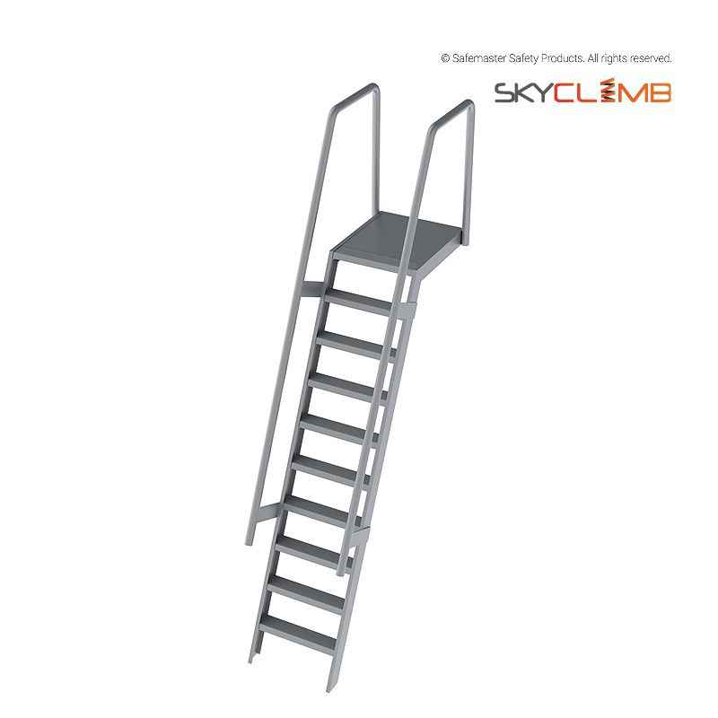 SKYCLIMB Step Ladders, Stairs & Platforms