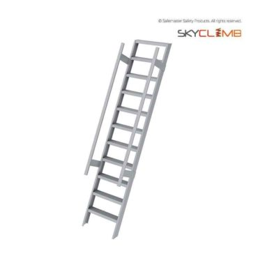 Step Ladder with No Landing
