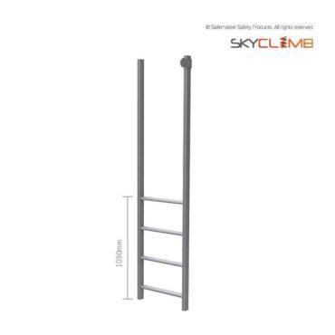 Vertical Line Ladder Head- 1050mm