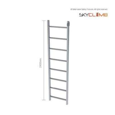 Vertical Line Ladder Head- 2400mm