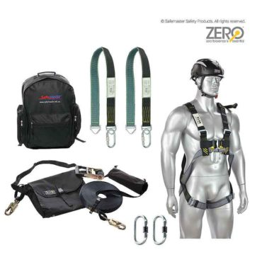 temporary static line kit