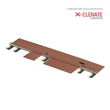 Safemaster- Timber Mount Static Line System