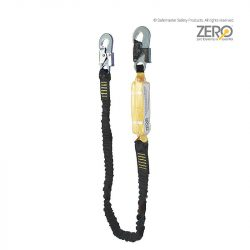 single elasticated lanyard