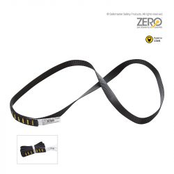 Twin Lanyard With Snaphooks To Provide 100 Tie Off Safety