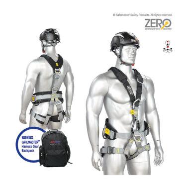 abseil harness