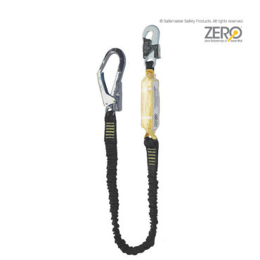 single leg lanyard with scaffhook