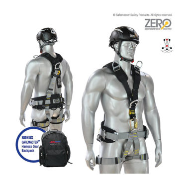 works abseil rescue Harness