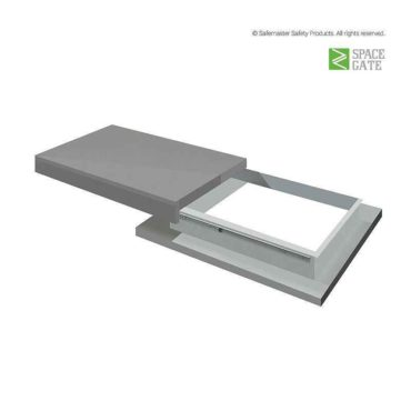 Spacegate Slider Roof Hatch Industrial Commercial Rated