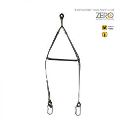 spreader bar for confined space and rescue