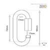 Safemaster-ZERO_Quicklink_Oval_PJ-507_spec