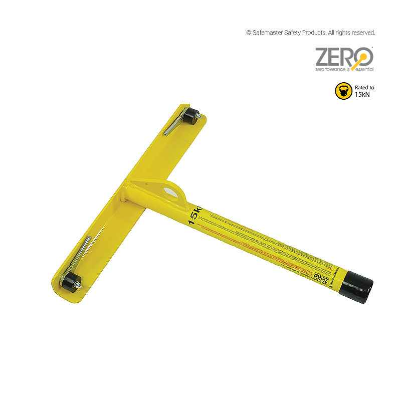 Temporary T Bar Roof Anchor Rated To 15kn