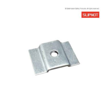 SLIPNOT galvanised walkway device clip