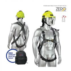 hot works utility harness