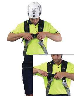 harness fitting