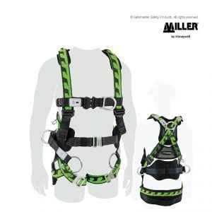 miller aircore tower worker harness