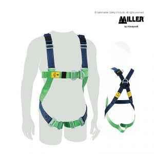 miller construction harness