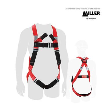 M1020250 miller fall arrest harness