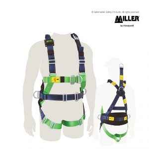 miller riggers harness