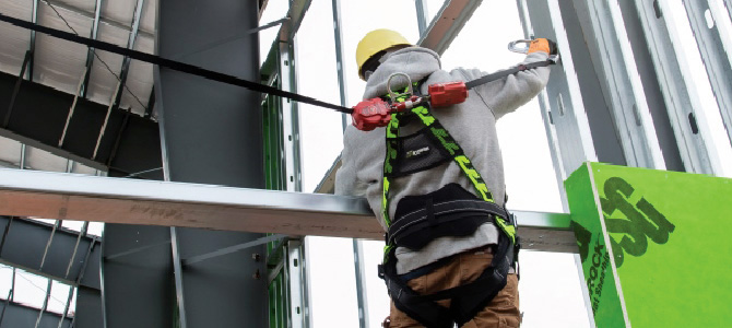 At What Height Do You Need A Fall Protection System
