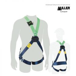 M102002 miller contractor value 2-point harness