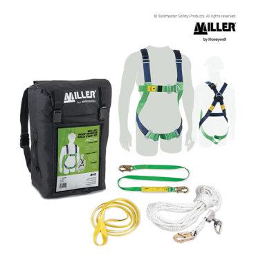M1070014 miller roof worker backpack kit