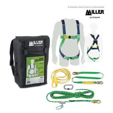 M1070033 Miller Roofer S Backpack Kit With Kernmantle