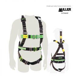M1020158 miller duraclean underground miners harness