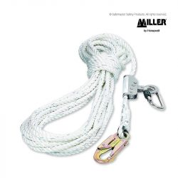 M1070008 miller polyester anchorage line 15m
