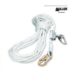 M1070008 miller polyester anchorage line 15m