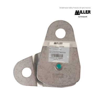 miller pulley block for tripods