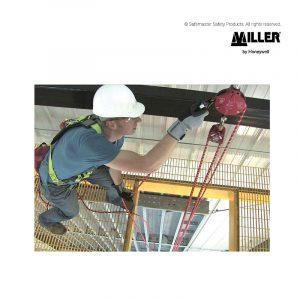 miller quickpick rescue kit, back-up braking system