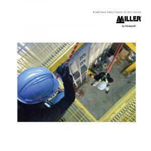 miller quickpick rescue kit, rescue a falling worker
