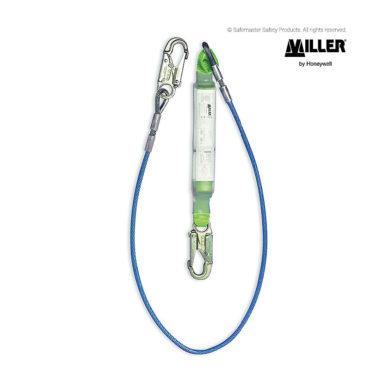 miller plastic coated wire lanyard L28PEC2.0