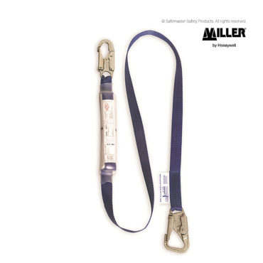 miller tie back lanyard with energy absorber L26WEC2.0