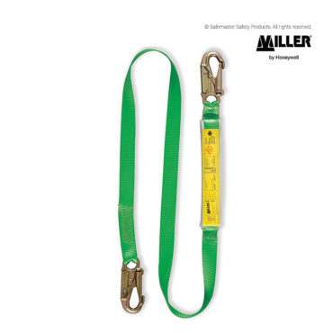 miller webbing lanyard with energy absorber L11WEC2.0