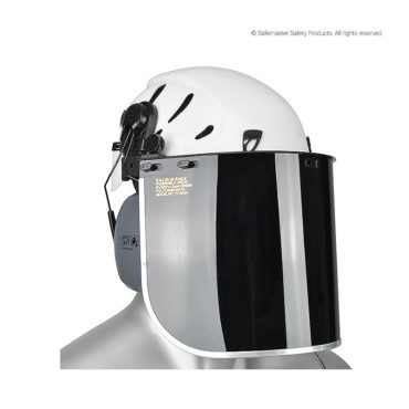 medium impact shade 5 visor