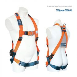 1100 ERGO SPANSET Full Body Fall Arrest Harness