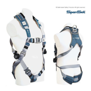 1100 ERGOiPLUS SPANSET Premium Full Body Fall Arrest Harness
