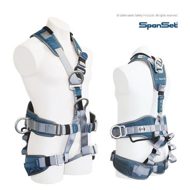 premium rope access harness 1800 ERGOiPLUS